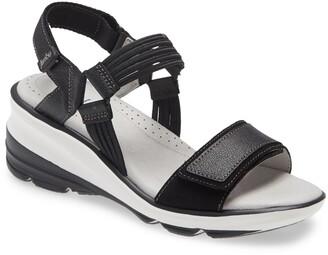 Jambu St. Tropaz Slingback Wedge Sandal
