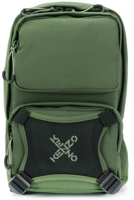 Kenzo One Strap Backpack