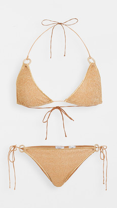 Oseree Microkini Ring Bikini Set