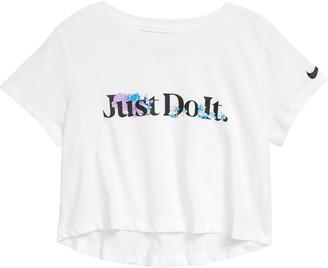 Nike Kids' Sportswear Just Do It Graphic Tee