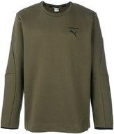 Puma Evo Core sweatshirt - men - Cotton/Spandex/Elastane - S