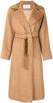 Max Mara drawstring coat