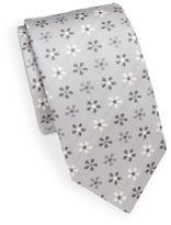 Bugatchi Floral Silk Tie