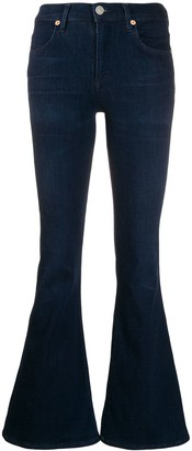 Citizens of Humanity High Rise Flared Leg Jeans