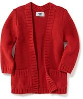 Old Navy Open-Front Cardi-Coat for Toddler