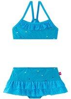 Schiesser Girl's Aqua Prinzessin Lillifee Bustier Bikini