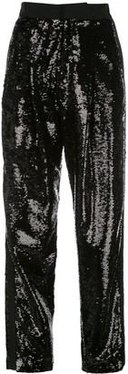 Dundas Sequinned Trousers