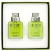 Calvin Klein Eternity Gift Set for Men (3.4 oz Eau De Toilette Spray + 3.4 oz After Shave)