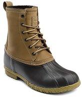 G.H. Bass & Co. Men's Dixon Rain Boot, Dark Tan/Brown
