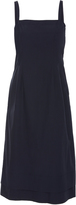 Brock Collection Darcey Doble Layered Hem Dress