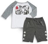 Amy Coe Baby Boys Born Lucky Top and Pants Set