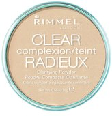 Rimmel Clear Complexion Clarifying Pressed Powder