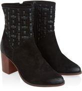 Monsoon Dawn Western Weave Boot