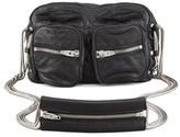 Alexander Wang Brenda Chain Shoulder Bag, Black