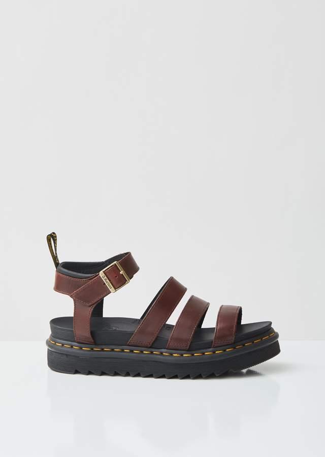 1ef112db Dr. Martens Strap Buckle Sandals For Women - ShopStyle Canada