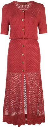 Altuzarra Doyle knitted dress