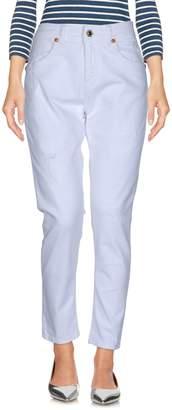 Ab/Soul Denim pants - Item 42630940NX