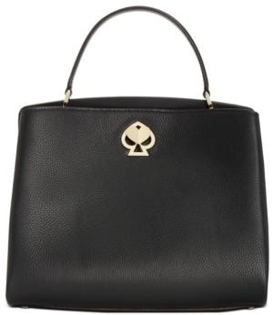 Kate Spade Romy Leather Satchel