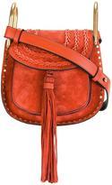 Chloé Mini Hudson shoulder bag - women - Suede - One Size