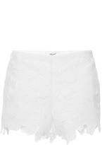 Blugirl Lace Shorts