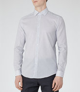 Reiss Captain Checked Slim-Fit Shirt