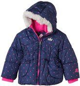 ZeroXposur Baby Girl Rosetta Heavyweight Puffer Jacket