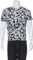 Lanvin Dotted Short Sleeve T-Shirt