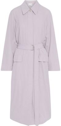 3.1 Phillip Lim Oversized Crinkled-woven Trench Coat