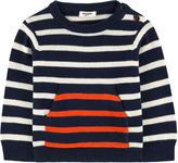 Junior Gaultier Striped sweater