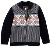 Tea Collection Fudo Zip Cardigan (Little Boys & Big Boys)