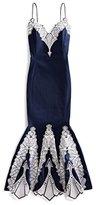 Jonathan Simkhai Women's Embroidered Poplin Maxi Dress