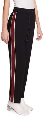 Kenzo Side-Stripe Jogger Pants