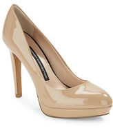 French Connection Robbie Patent Leather Pumps