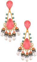 Elizabeth Cole Eloise Earrings