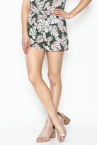 LOLA Cosmetics Printed Shorts