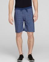 Armani Collezioni Striped Shorts