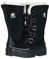 Sorel Tivolitm IV Tall (Black) Women's Cold Weather Boots