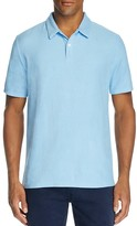 Onia Alec Reverse Terry Regular Fit Polo Shirt