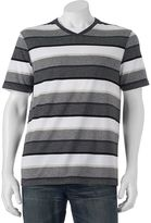 Method Products Men's Classic-Fit Striped Mock-Layer Tee