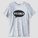 Cat & Jack Kids' Dreamer Graphic T-Shirt Heather Gray