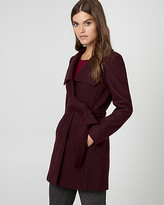 Le Château Cashmere-Like Belted Wrap Coat