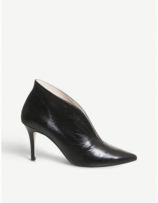 Office Mojo leather shoe boots