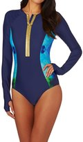 Roxy Pop Surf Long Sleeved Swimsuit