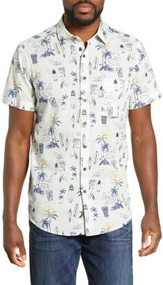 Rodd & Gunn Andrewville Regular Fit Print Shirt