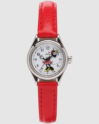 Disney Petite Minnie Red Watch