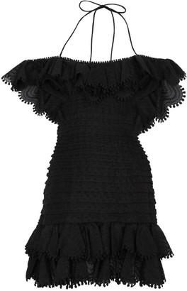 Zimmermann Super Eight Off-The-Shoulder Dress