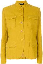 Aspesi mandarin collar Americana jacket