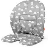 Stokke Steps; Seat Cushion, Gray Clouds