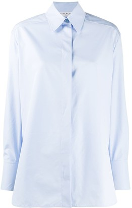 Givenchy Concealed Front Fastening Shirt