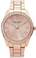 Kenneth Cole New York Kenneth Cole Women's KCC0184003 Rose- Stainless-Steel Quartz Fashion Watch